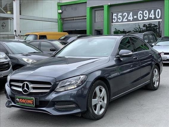 Mercedes-benz C 180 1.6 Cgi 16v Turbo 2015