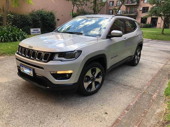 Jeep Compass 2.4 Longitude Plus 2019