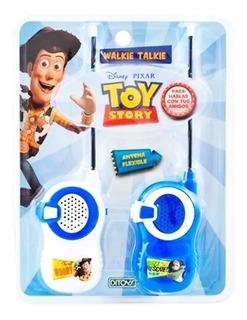 Nuevo Modelo Walkie Talkie Toy Story Pixar Ditoys