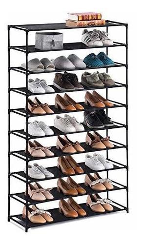 Youdenova 10 Niveles De Zapatero, Organizador De Zapato De T