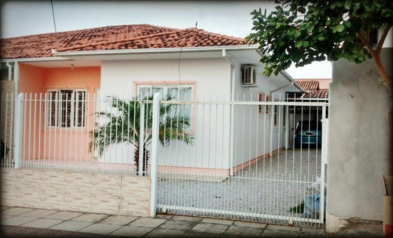 Casa Em Serraria, São José/sc De 77m² 3 Quartos À Venda Por R$ 279.000,00 - Ca254939