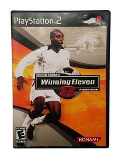 Winning Eleven 8 Ps2