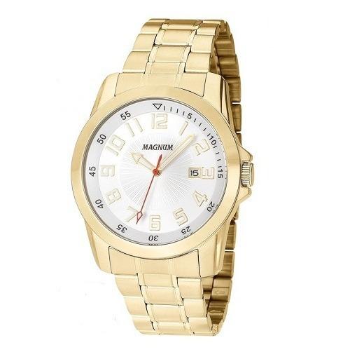 Relógio Magnum Masculino Ma32792h Original 2 Anos Garantia