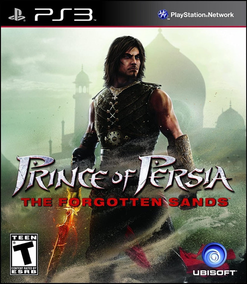 Prince Of Persia The Forgotten Sands (mídia Física) - Ps3