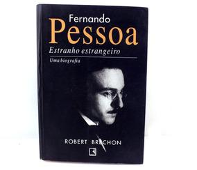 Livro Fernando Pessoa Estranho Estrangeiro B5887