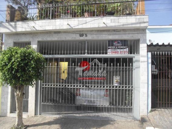 Sobrado Residencial À Venda, Jardim Popular, São Paulo - So2611. - So2611