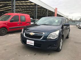 Chevrolet Cobalt Lt 1.8 2013 Azul 4 Puertas Mys #expoauto