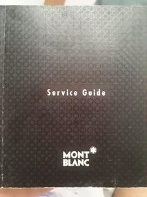 Manual Do Montblanc Summit Original