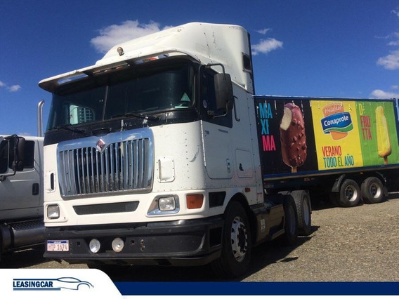 International 9800 Tractor Doble Eje 2006 Impecable!