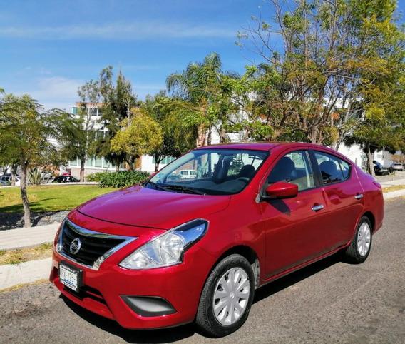 Aprovecha Urge Nissan Versa 2017