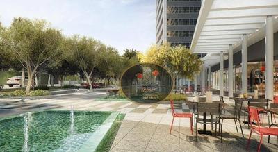 Apartamento Com 2 Dormitórios À Venda, 76 M² Por R$ 698.250 - Santo Amaro - São Paulo/sp - Ap3271