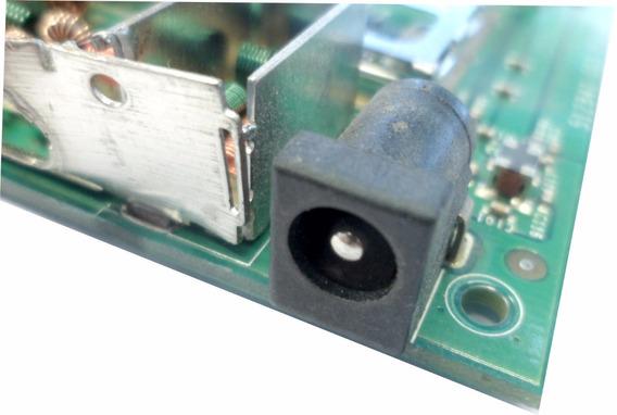 Jack Dc Hueco T 5.5x2.1 Mm Chasis H 12 V (desoldar) (usado)