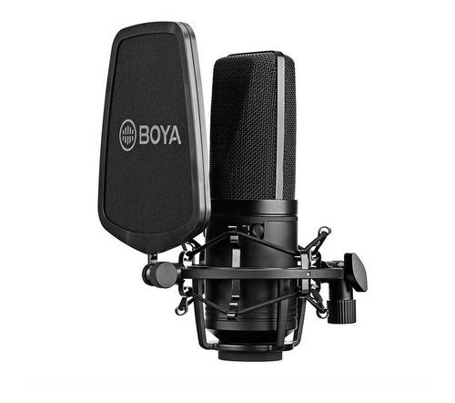Imagem 1 de 4 de Microfone Boya By-m1000 Estudio Condensador