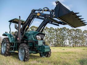 Tractor Brumby 75 Hp Doble Tracción Con Pala Cargadora