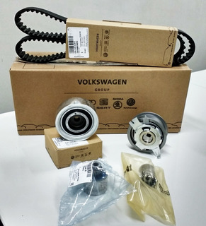 Kit Correia Dentada Original Vw Amarok - 03l198119f