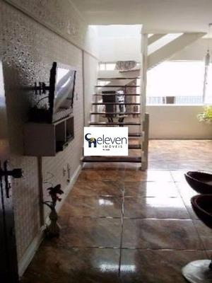 Apartamento Cobertura Para Venda Costa Azul, Salvador R$ 445.000,00 - Tba38 - 4458120