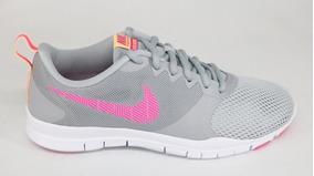 Tênis Nike Flex Essential Training Rosa Cinza - 37 - Cinza/r