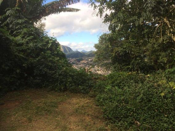 Teresópolis Declive Terreno 850 M²