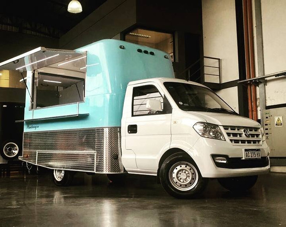Alquiler Food Truck Mactrail Habilitado Para Caba