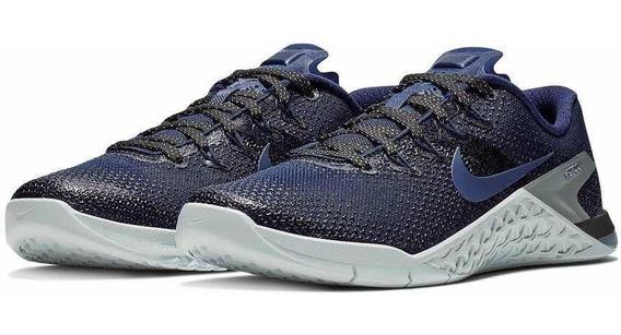 Tênis Nike Metcon 4 Metallic Crossfit Pronta Entrega