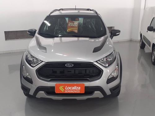 Imagem 1 de 9 de Ford Ecosport 2.0 Direct Flex Storm 4wd Automático