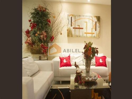 Excelente Apartamento No Jardim Anália Franco - 7563