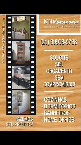 Imagem 1 de 1 de Serviços De Marcenaria, Com Projeto Gratuito..