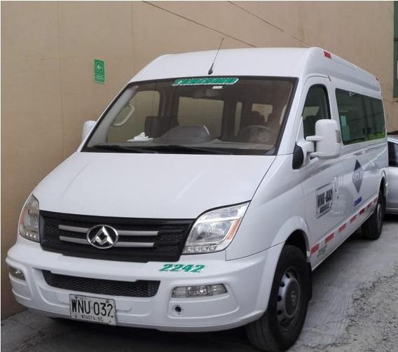 Maxus V80 Servicio Especial 17 Pasajeros