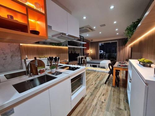 Imagem 1 de 26 de Apartamento À Venda, 33 M² Por R$ 368.000,00 - Vila Buarque - São Paulo/sp - Ap2433