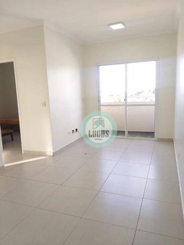 Imagem 1 de 14 de Apartamento Com 2 Dormitórios À Venda, 56 M² Por R$ 255.000,00 - Bairro Dos Casa - São Bernardo Do Campo/sp - Ap1711