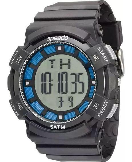 Relógio Masculino Speedo 81116g0evnp1 C/ Alarme Vltrine Foto