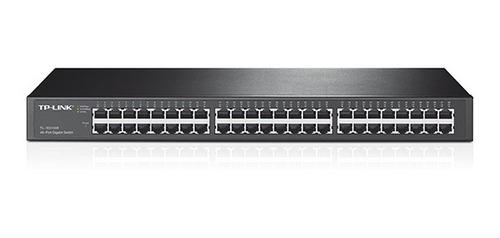 Switch Tp-link Tl-sg1048 Gigabit 48 Puertos - Tecsys