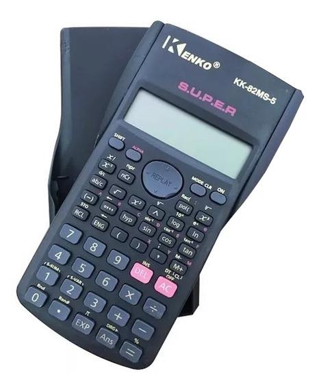 Calculadora Cientifica 240 Funciones Kenko Kk-82ms-5