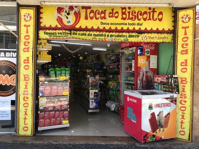 Loja Comercial De Biscoitos Passo Ponto - Vendo - Passo Fima