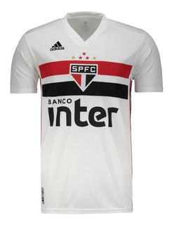 Camisa São Paulo Branca 2019 Lançamento
