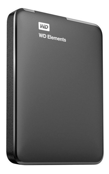 Hd Externo 1tb Wd Portatil Western Digital Elements Ps4