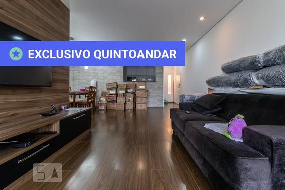 Apartamento No 4º Andar Com 2 Dormitórios E 2 Garagens - Id: 892972274 - 272274