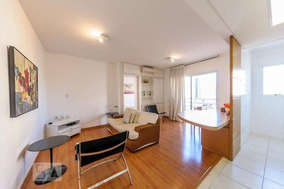 Apartamento Para Aluguel - Cambuí, 1 Quarto, 50 - 893118368