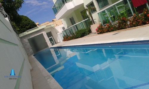 Imagem 1 de 27 de Apartamento A Venda No Bairro Palmeiras Em Cabo Frio - Rj.  - 499-1
