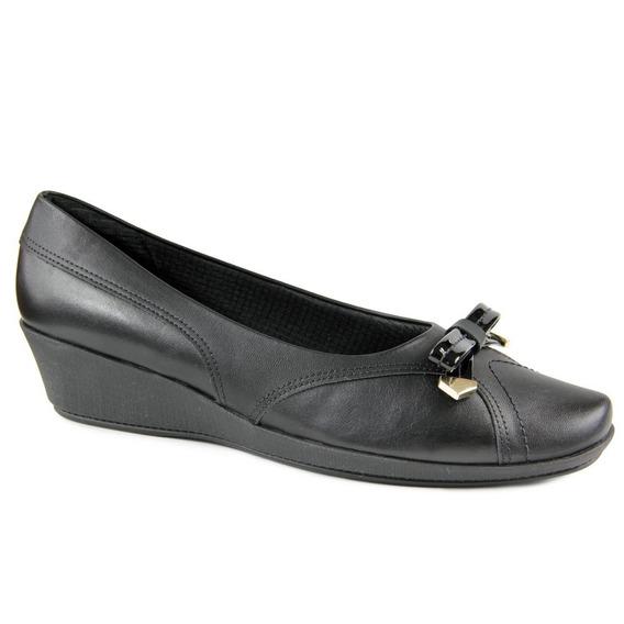 Sapato Anabela Piccadilly 144057-4 Joanete