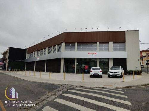 Imagem 1 de 9 de Galpão Para Alugar - Jaguaré - São Paulo/sp - Ga0066