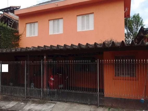 Sobrado 03 Dormitórios A Venda No Jaguaribe - 11323
