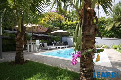 Casa Em Condomínio - Alphaville - Sp - 632156
