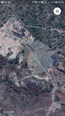 Chácara/terreno De 66.000 M² Em Urucui - Piaui