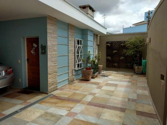 Linda Residência Com Vista Para Lagoa Do Taquaral - Ca13182