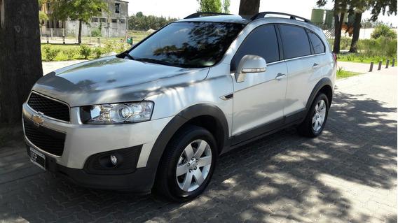 Chevrolet Captiva 2.4 Ls Mt Fwd 167cv 3 Filas