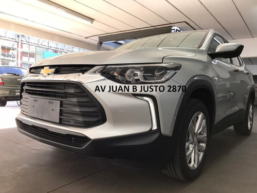 Chevrolet Tracker 1.2 T Ltz At - Stock Fisico Hmc