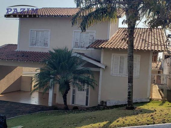 Casa Para Alugar, 250 M² - Condomínio São Miguel - Vinhedo/sp - Ca4332