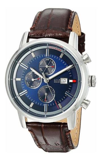 Reloj Tommy Para Caballero Modelo: 1791244 Envio Gratis