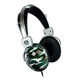 Headset C3 Tech Young Hero Camuflado